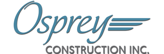 Osprey Construction Inc Logo