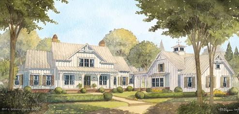 Cooper River Farmhouse